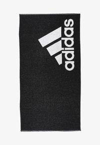 adidas Performance - TOWEL L - Håndkle - black/white - 0