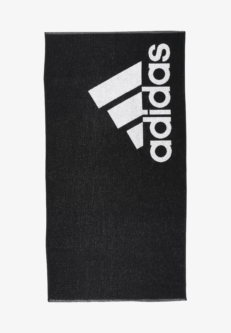 adidas Performance - TOWEL L - Håndkle - black/white