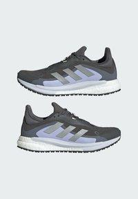 adidas Performance - SOLAR GLIDE 4  - Neutral running shoes - grey - 5