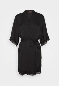 ARIANA KIMONO  - Dressing gown - black