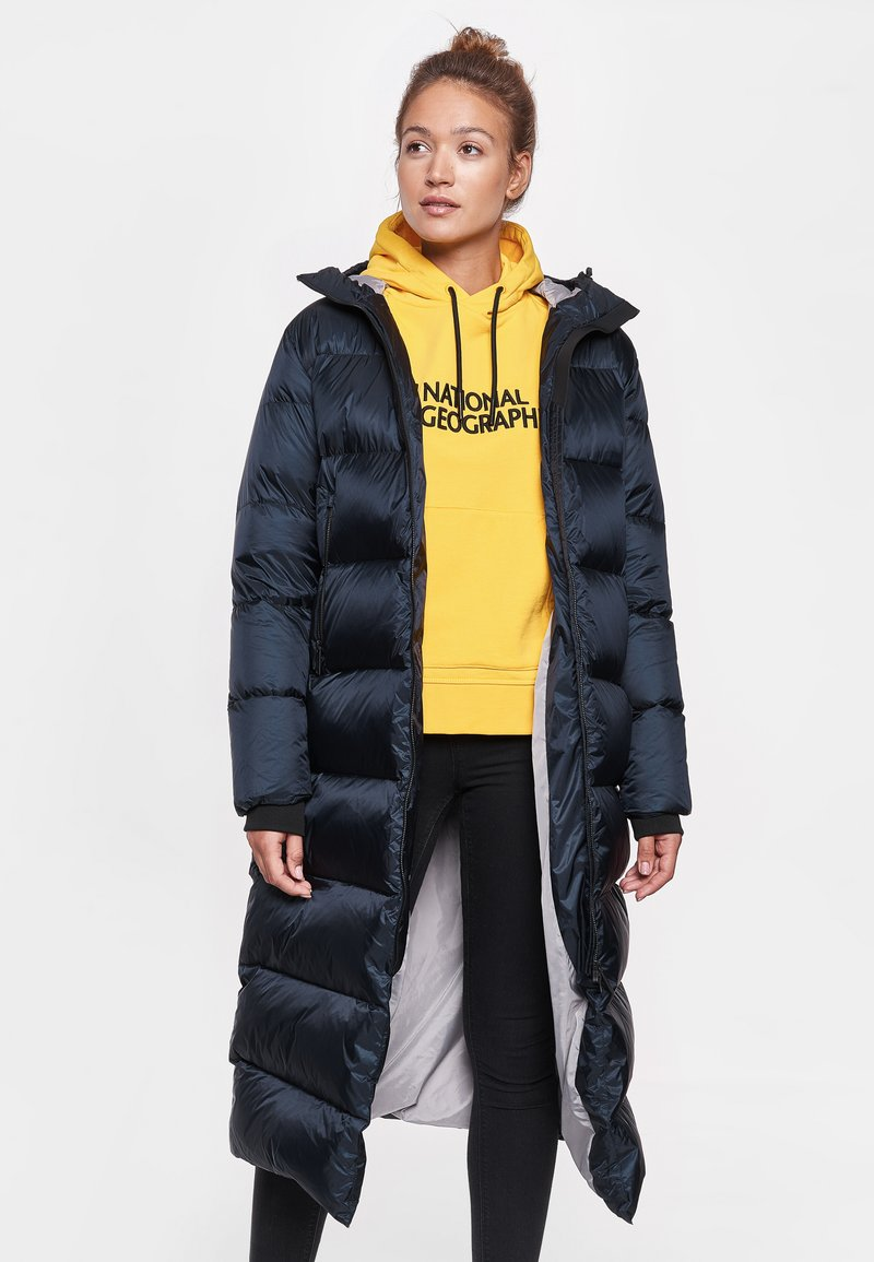 National Geographic - Down coat - navy