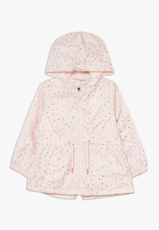 FOIL - Chaqueta de entretiempo - soft pink