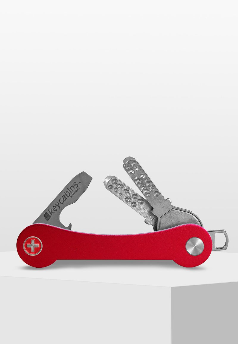 Keycabins - Key holder - red