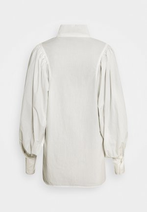 RIVER SHIRT - Button-down blouse - offwhite