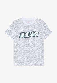 Jordan - Print T-shirt - white - 2