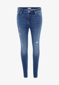 Cache Cache - MIT 5 TASCHEN - Jeans Skinny Fit - denim stone - 4