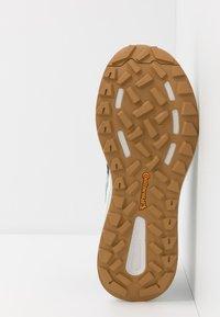 adidas Performance - TERREX FOLGIAN HIKER - Hiking shoes - legend ink/light solid grey/dash green - 4