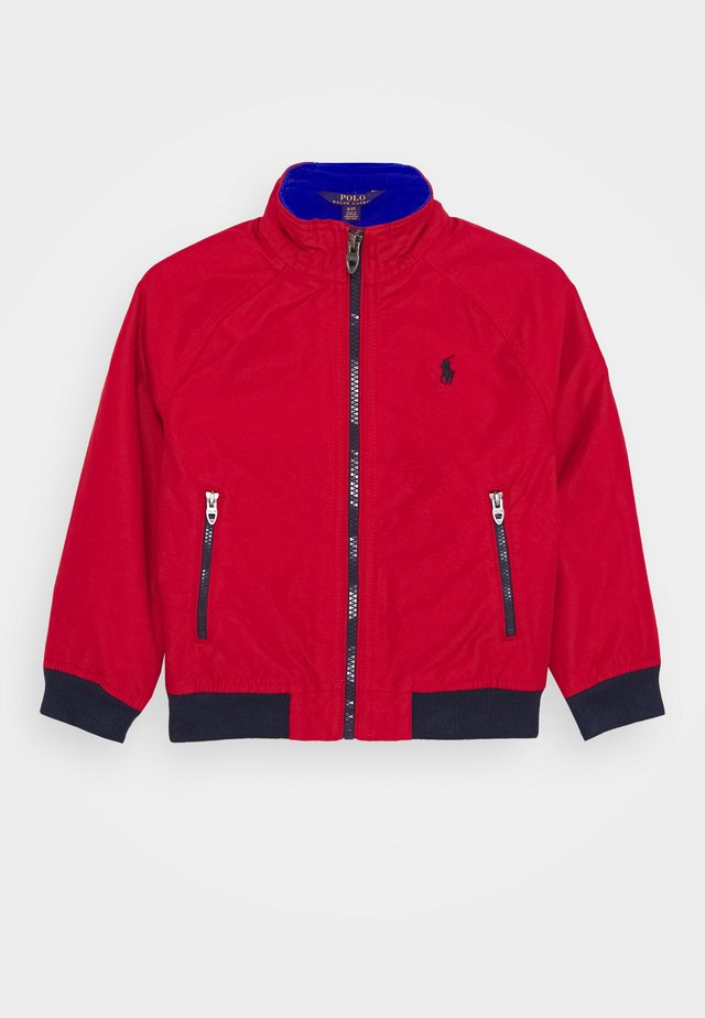 PORTAGE OUTERWEAR JACKET - Zimní bunda - red