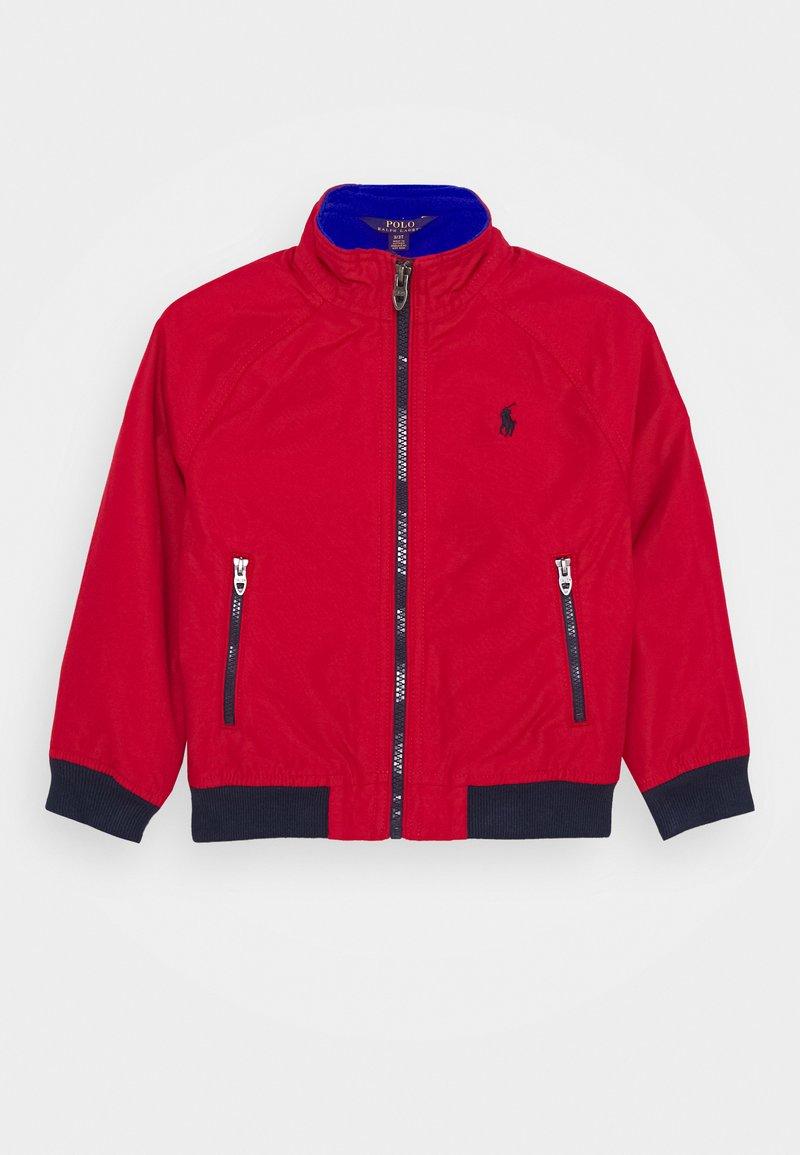 Polo Ralph Lauren - PORTAGE OUTERWEAR JACKET - Zimní bunda - red