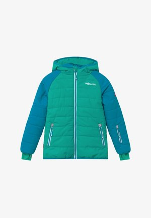 HAFJELL SNOW PRO UNISEX - Skijakker - light petrol / dark mint / white