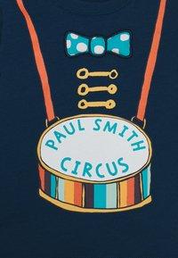Paul Smith Junior - BABOU TEE - Top sdlouhým rukávem - blue opal - 2