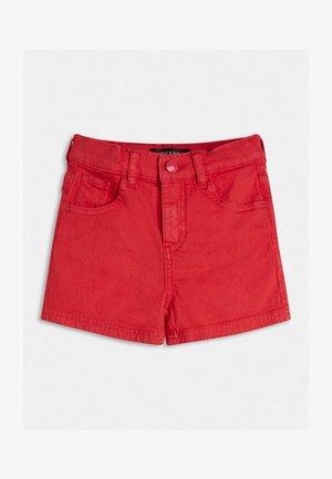 Szorty jeansowe - rot