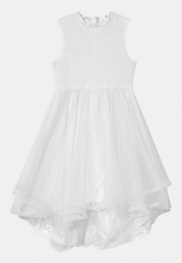 ELENOR GIRLS - Cocktailjurk - white