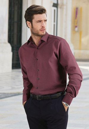 SIGNATURE - Formal shirt - red