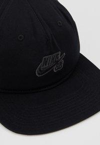 Nike SB - PRO - Kšiltovka - black/anthracite - 6