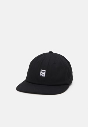 ICON FACE PANEL STRAPBACK UNISEX - Cap - black