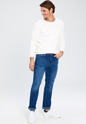 Slim fit jeans - indigo