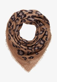 Fraas - Foulard - taupe - 1
