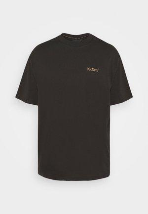 SHORT SLEEVE TEE - T-shirt basic - black