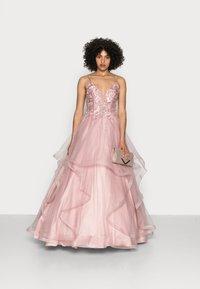Luxuar Fashion - Robe de cocktail - rosé - 1