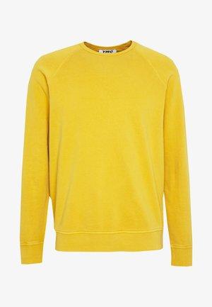 SCHRANK RAGLAN - Sweatshirt - yellow