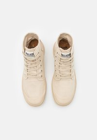 Palladium - PAMPA ORGANIC II UNISEX - Høye joggesko - light sand - 3