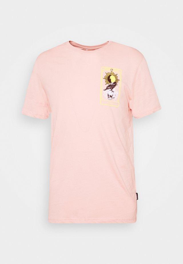 UNISEX - T-shirt imprimé - pink