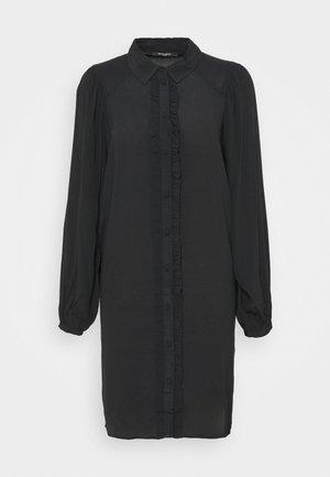 LILLI MINDY DRESS - Shirt dress - black