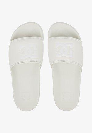 Sandales de bain - tan