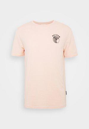 UNISEX - Print T-shirt - pink