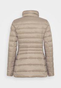 Lauren Ralph Lauren - SOFT COMBO MIXED QUILTS - Down jacket - taupe - 10