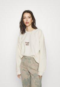 BDG Urban Outfitters - SPHERE - Sweater - ecru - 0