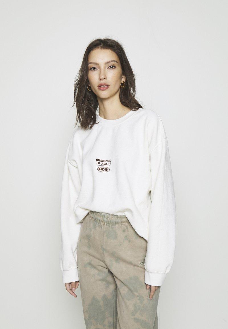 BDG Urban Outfitters - SPHERE - Sweatshirts - ecru