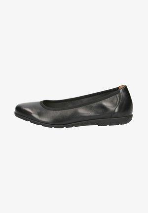 BALLERINA - Ballet pumps - black nappa