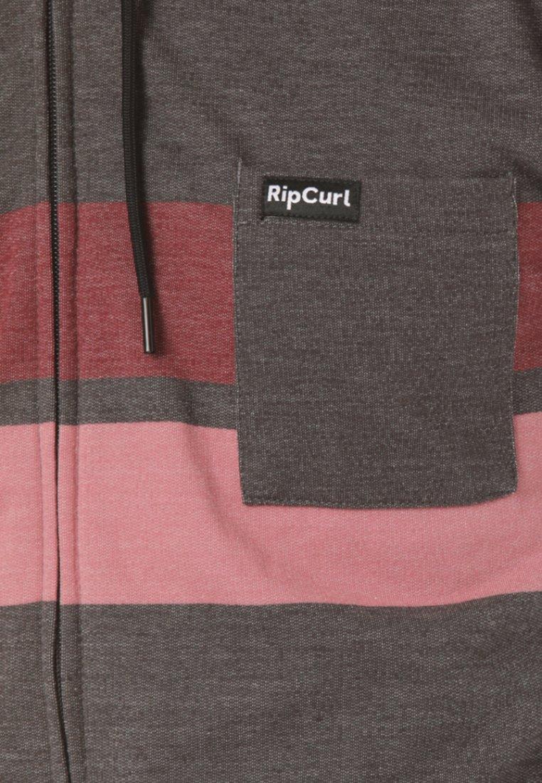 Rip Curl FLAGSHIP - veste en sweat zippée - grey