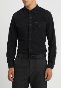 Calvin Klein Jeans - BELT - Riem - black - 1