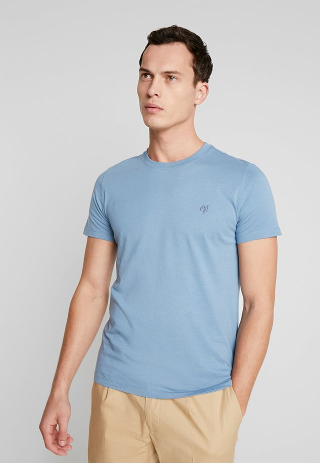 Basic T-shirt - blue shadow