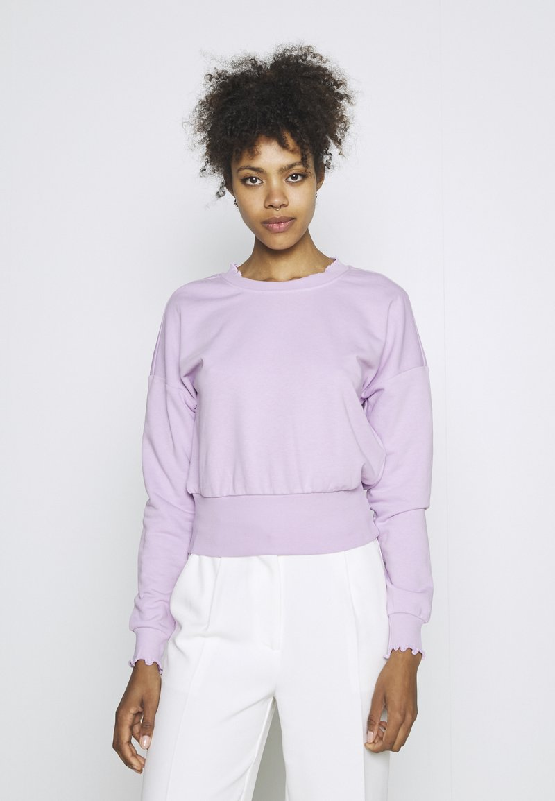 ONLY - ONLHAISLEY LIFE  - Sweatshirt - orchid bloom