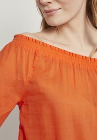 TOM TAILOR - Blouse - strong flame orange - 3