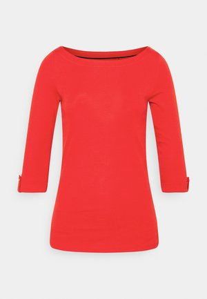 CORE - Langarmshirt - red