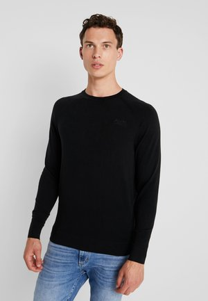 ORANGE LABEL  - Pullover - black