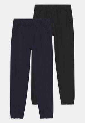 TEEN 2 PACK - Pantalones deportivos - dark sapphire/meteorite