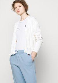 Polo Ralph Lauren - SEASONAL - Spodnie treningowe - chambray blue - 3