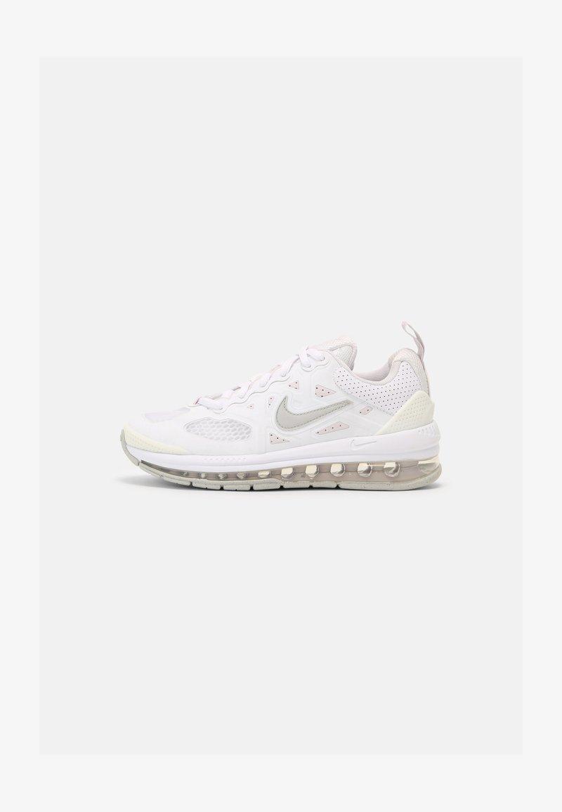 Nike Sportswear - AIR MAX GENOME UNISEX - Trainers - white/platinum/light violet/grey fog