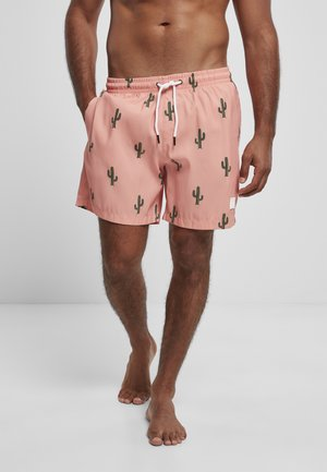 Swimming shorts - cactus aop