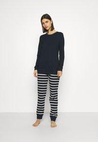 Schiesser - Pyjamas - nachtblau - 1