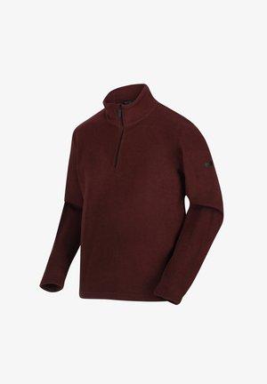 EDLEY - Fleece jumper - port royale
