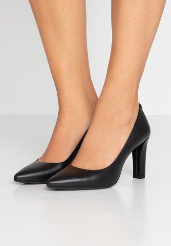 ABBI FLEX - Zapatos altos - black