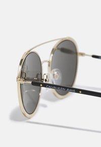 Calvin Klein Jeans - Sluneční brýle - matte black - 2