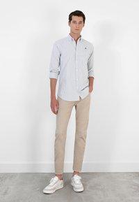Scalpers - Shirt - duck stripes - 1